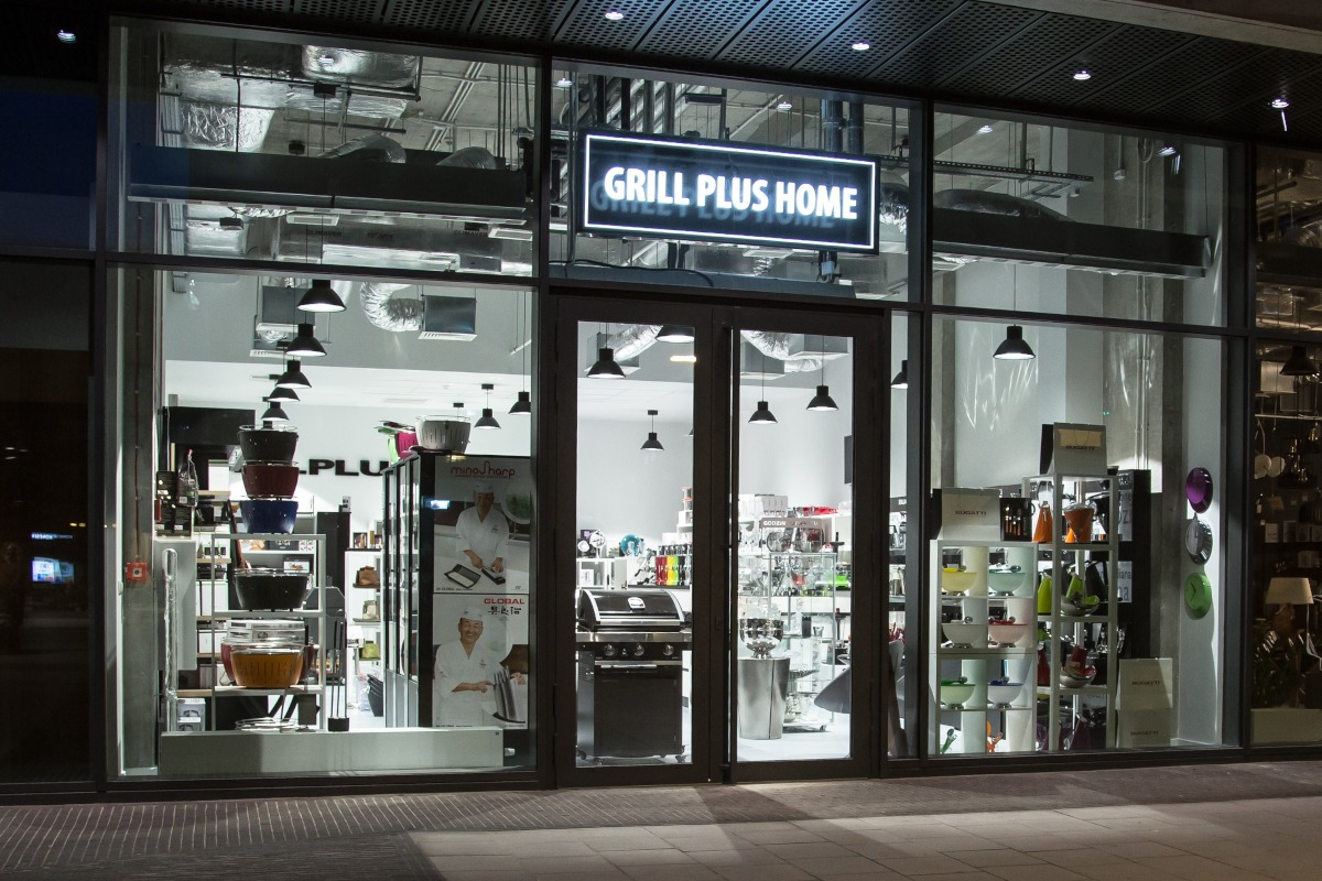 Shops and services Grill Plus Home