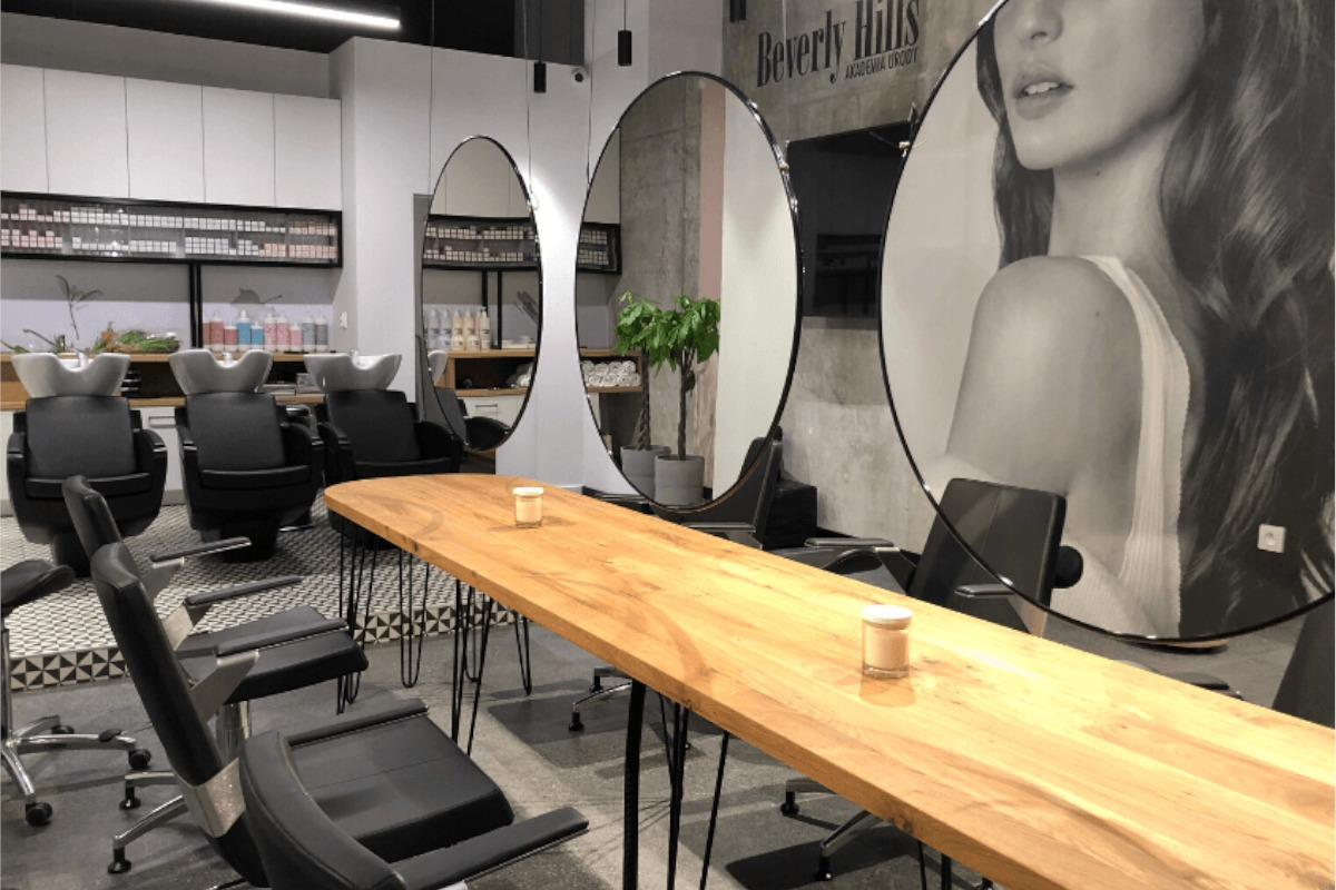Shops and services Beverly Hills Hair Salon